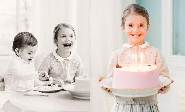 Prinsessan Estelle fyller 6 år – och vi tittar tillbaka på hennes sötaste outfits genom åren