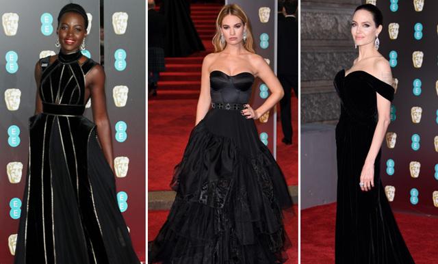 Glammiga drömmar – kolla in stjärnornas 19 snyggaste outfits från BAFTA-galan