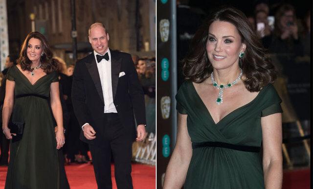 Kate Middleton valde att inte bära svart på BAFTA-galan – här är anledningen