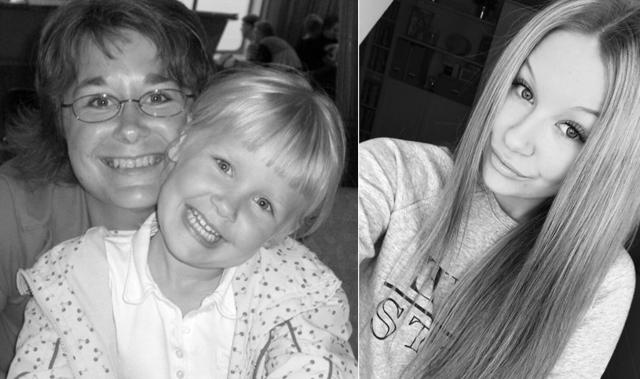 """Sandra Swedberg: """"Jag var för ung för att bli vuxen och mamma var för ung för att dö"""""""