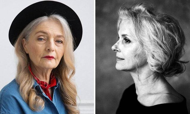 Skönhet har ingen ålder – här är agenturen som bara anlitar modeller över 45 år