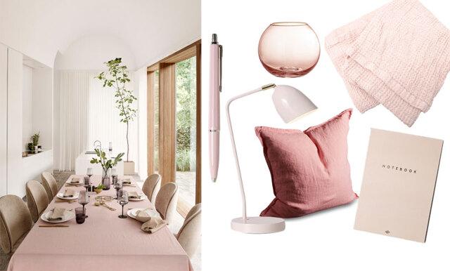 Lev livet i rosa skimmer – 14 köp som fixar vårens härligaste hem