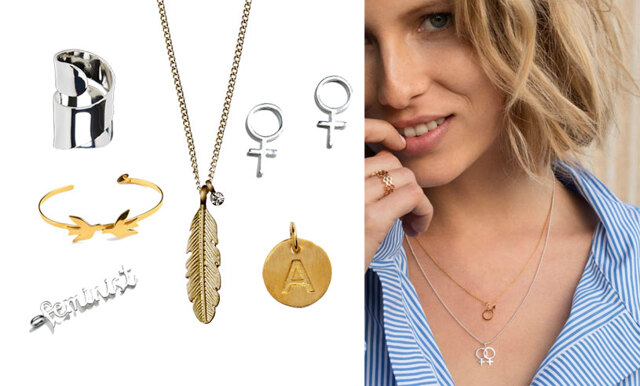Galentine's Day närmar sig – 22 stilsäkra smycken att ge bort till din bästa vän
