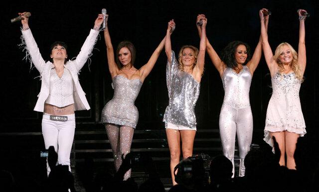 Mel B försäger sig i intervju – Spice Girls kommer att uppträda på det kungliga bröllopet