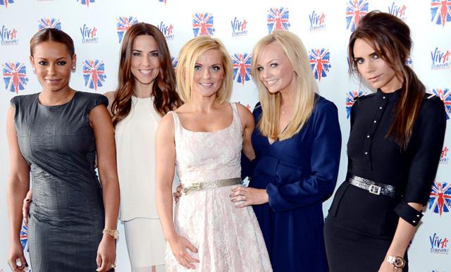 Nu händer det – Spice Girls återförenas och åker ut på turné!