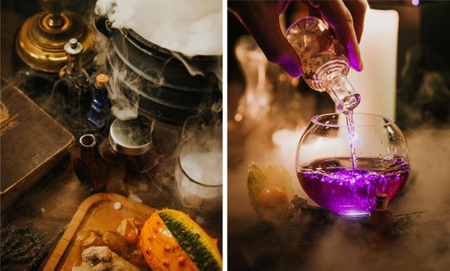 Släpp allt! Nu öppnar en magisk Harry Potter-bar där du kan brygga dina egna drinkar