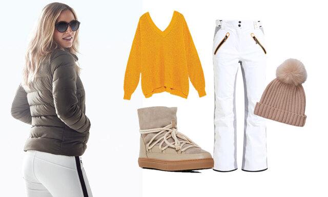 Håll värmen och klä dig snyggast i skidbacken – 20 plagg och accessoarer som känns helt rätt!
