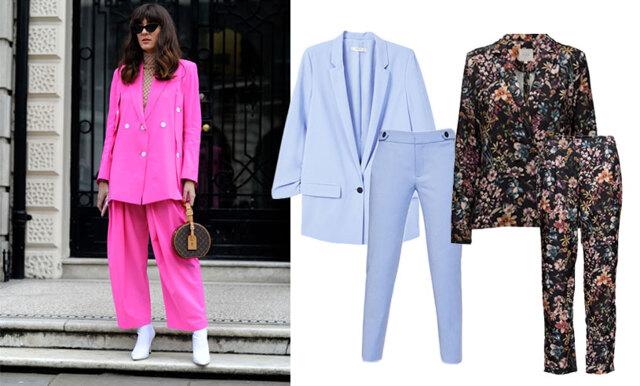 Färgglatt och blommigt - 12 snygga kostymset vi gör plats för i garderoben i vår!