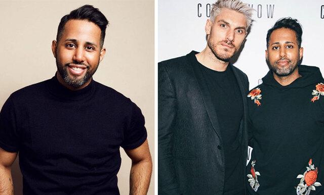 Momo har träffat Hollywoodstjärnornas hårstylist Christopher Appleton