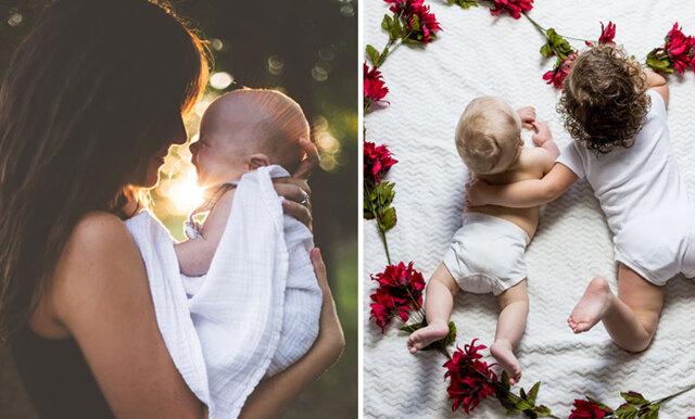 30 unika och vackra barnnamn inspirerade av naturen