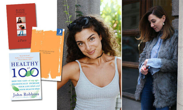 Mode, hälsa, skönhet och inredning: Böckerna våra bloggare vill ha i påskägget