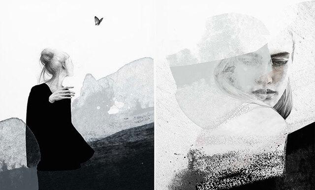 """Konstnären Anna Bülow: """"En liten del av mig i alla mina verk"""""""