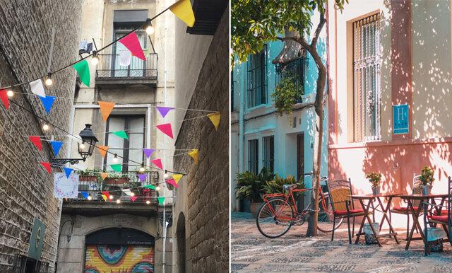 Reseguide: Barcelonas hetaste stadsdel – du måste besöka trendiga El Born i sommar