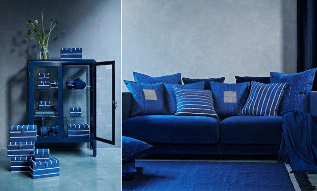Ikea lanserar sin blåaste kollektion någonsin – och vi vill ha exakt allt!