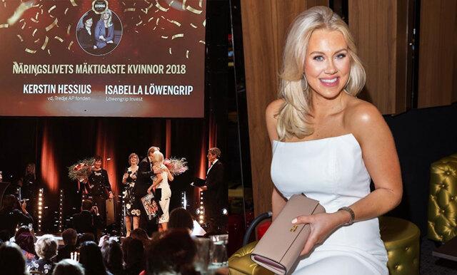 Från blogg till miljonkoncern – nu utses Isabella Löwengrip till Sveriges mäktigaste kvinna
