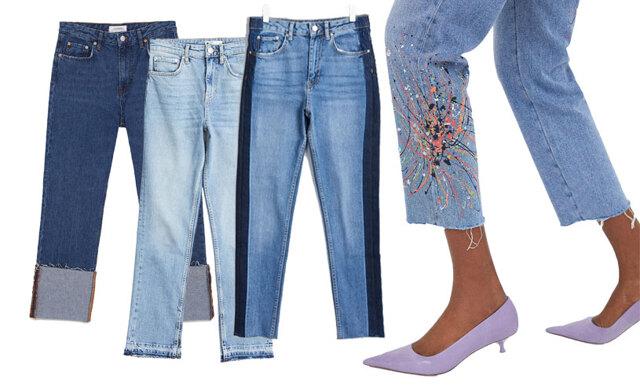 Så blir din vardagslook mycket snyggare – här är 17 jeans med detaljer!
