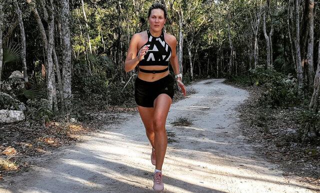 Joanna Swicas bästa tips på hur du tar med dig träningen på semestern