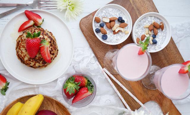Så proteinmaxar du frukosten!