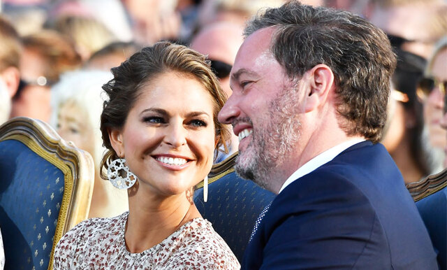 Babynyheter i kungafamiljen: Madeleine och Chris har fått sitt tredje barn!