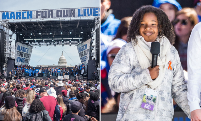 """Martin Luther Kings barnbarns brandtal får oss att rysa: """"Jag har en dröm"""""""
