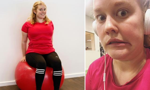 Jag tränade innan jobbet i fem dagar – det här lärde jag mig om mig själv