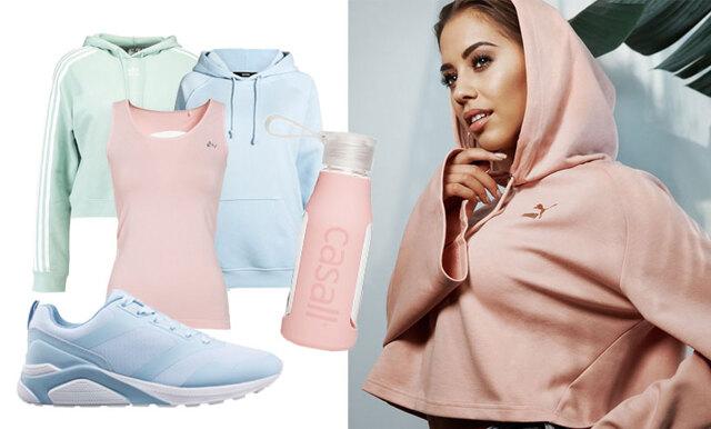 Så klär du dig sporty chic i vår –17 pastellfärgade plagg och accessoarer!