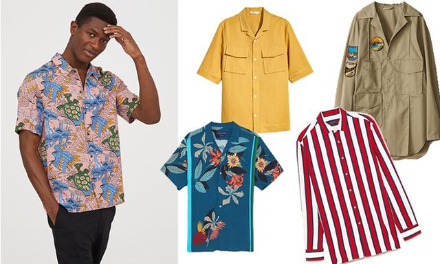 Vårens skjortor: 12 favoriter i butik redan nu