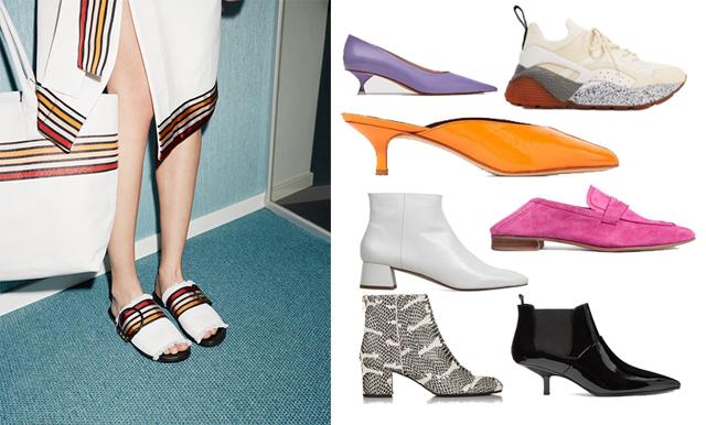 Säsongens skor – här är trenderna och 26 modeller som får oss att längta till våren