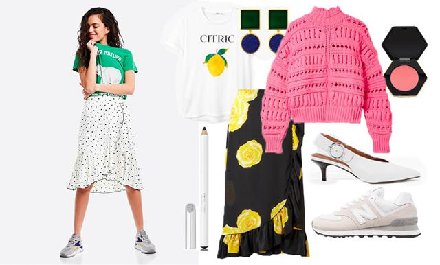 Vackra volanger – så stylar du säsongens hetaste kjolmodell från morgon till kväll