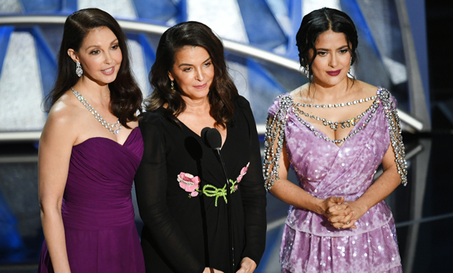 Därför syntes inte Metoo på Oscarsgalans röda matta