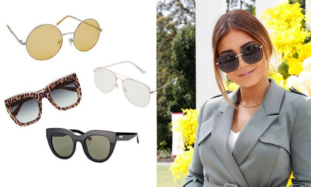 17 snygga och trendiga solglasögon vi vill bära i vår och sommar