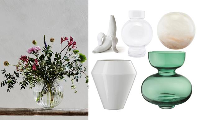 Äntligen dags för våriga buketter – 16 vaser för säsongens alla blommor