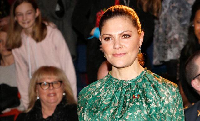 Victoria var klädd i svensk design – nu kan du bära hennes vackra klänning!
