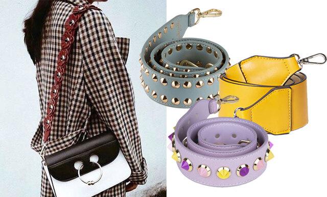 Ge extra liv till din väska - 16 snygga väskremmar vi bara måste ha!