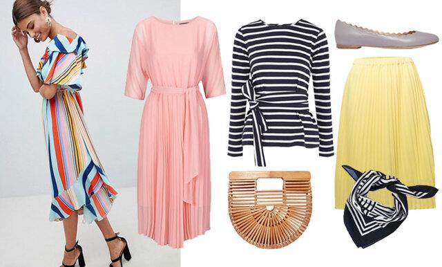 Inspireras av franska stilen - 15 plagg som skapar vårens stilsäkraste look!