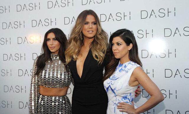 Systrarna Kardashian meddelar -