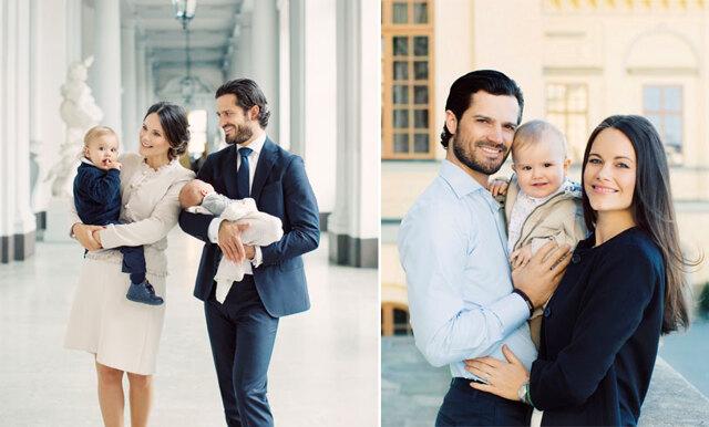 Prins Alexander fyller 2 år - här är de supersöta bilderna på födelsedagsbarnet