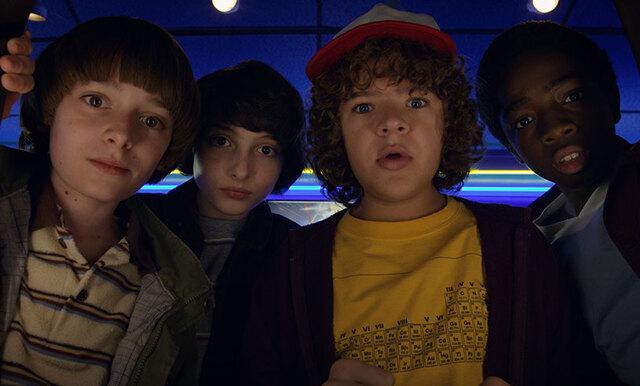 Första tjuvtitten från Stranger Things 3 är här - och den avslöjar nya karaktärer!