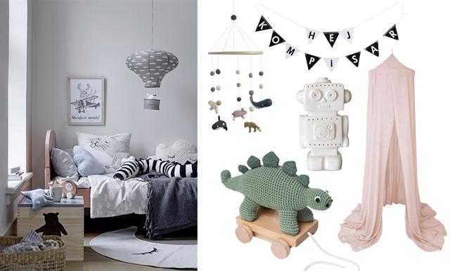 Drömmarnas dröm – 17 detaljer som förvandlar barnrummet till en mysig oas