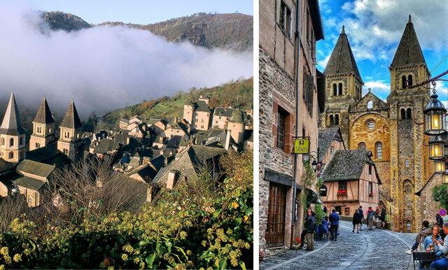 Belles hem i Disney-filmen Skönheten och Odjuret finns på riktigt – i södra Frankrike!