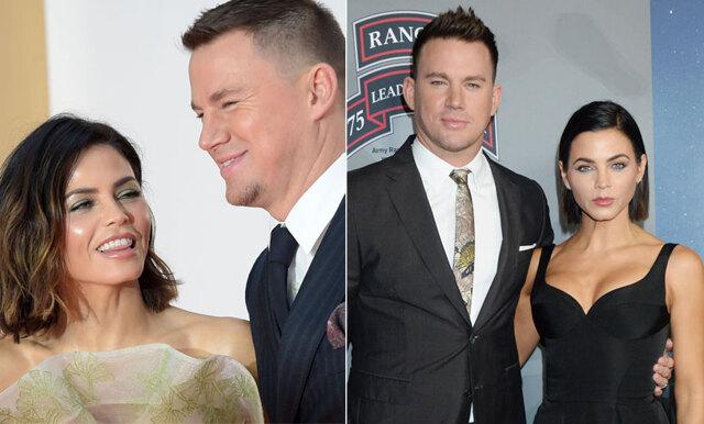 Vårt favoritpar gör slut – Channing Tatum och Jenna Dewan skiljer sig efter 8 år som gifta