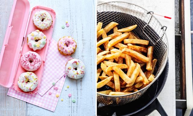 """Dunkin Donuts serverar just nu """"donut-fries"""" och de ser helt magiskt goda ut"""