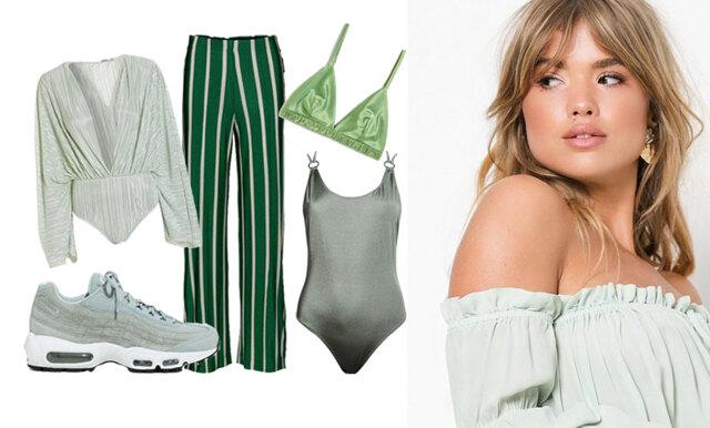 22 gröna drömköp – finaste trendfärgen på våra outfits i vår