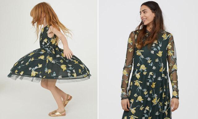 H&M släpper ny kollektion – perfekt för mamman och dottern!