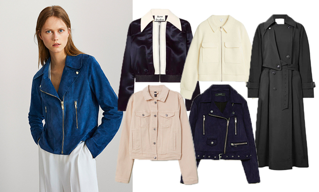 Det våras för jackor – vi ger dig 24 oemotståndliga alternativ!