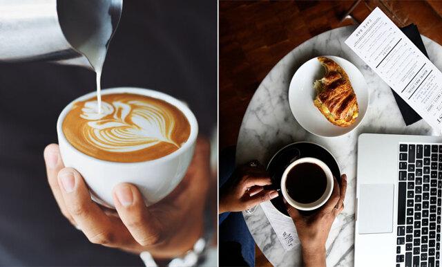 Årets topplista enligt White Guide – här är caféerna du måste besöka i storstäderna!