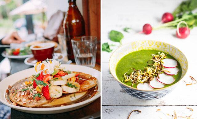 Här är topp-tio-listan på de mest populära vegetariska rätterna i Sverige 2018