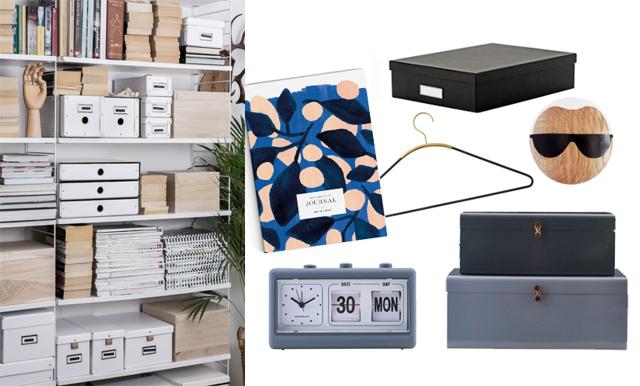 Vårrensa hemma! 17 köp som hjälper dig skapa ett organiserat och inbjudande hem