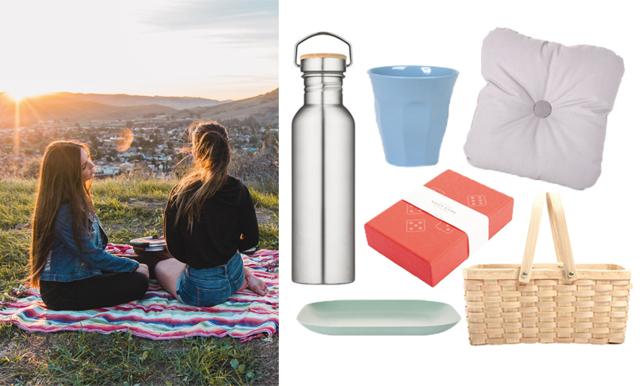 Äntligen dags för utomhushäng – 17 köp som fixar vårens härligaste picknick