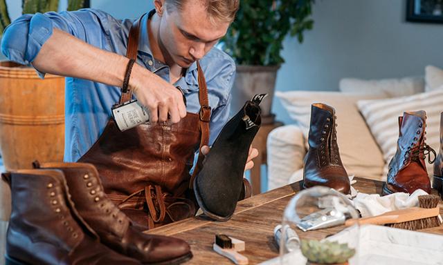 Skovårdsexperten: Så här vårdar du dina skor